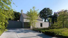 Met het ontwerp van Villa Rotonda heeft Bedaux de Brouwer Architecten het beste van de twee werelden, modern en traditioneel, gecombineerd