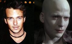 Movie transformation: Sean Patrick Flanery in Powder Sean Patrick Flanery, Ville Valo, Sing To Me, Norman Reedus, Tom Hiddleston, Future Husband, Movies And Tv Shows, Movie Tv, Hot Guys