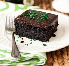 gorgeous chocolate cake