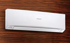 Panasonic air conditioner with ECONAVI technology.
