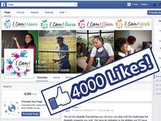 We have reached 4000+ Facebook likes. THANK YOU all so much for your continued support!