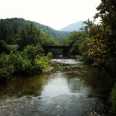 Blue Ridge Mountains & Roanoke River, Roanoke County, VA