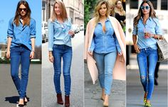 O que eles pensam sobre Jeans - Just Lia