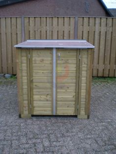 Fietsenberging Lutrabox - LoRas.nl