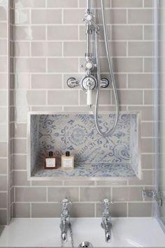 How to Use Pattern Tiles | interiorsbykiki.com