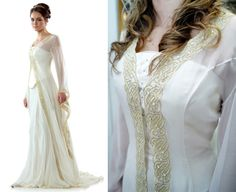 Celtic Wedding Dresses | Photo Source: weddingdresses.com