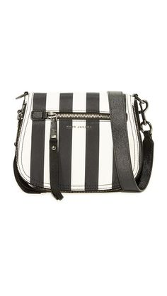 028a44fcd59 Marc Jacobs Trooper Small Nomad Saddle Bag Saddle Handbags, Saddle Bags,  Cynthia Rowley,