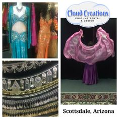 We sell and rent #bellydancecostumes in Scottsdale, Arizona. Stop by our Scottsdale store today!