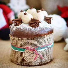 Receitas para rechear e cobrir panetones doces, os famosos Chocottones. Aumente suas vendas nesse Natal!