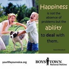 Happiness | Boystown.org