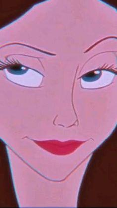 Ursula Disney, Arte Disney, Disney Princess Quotes, Disney Princess Drawings, Disney Princess Pictures, Vanessa Little Mermaid, Little Mermaid 2, Cartoon Gifs, Cute Cartoon Wallpapers