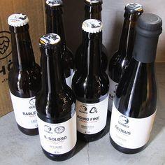 Cerveses Guineu presenta su edición limitada de cervezas envejecidas en barrica.