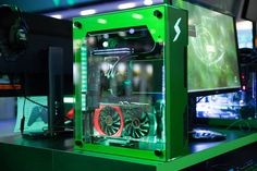 Check out this rig from the PaxPrime 2015 show floor.
