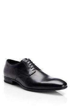 BOSS by Hugo Boss - 'Veros' | Leather Lace-Up Dress Shoe - Black