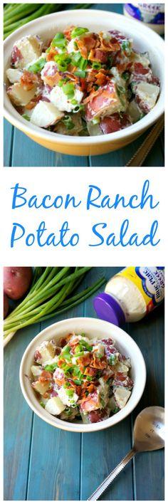 Bacon Ranch Potato S