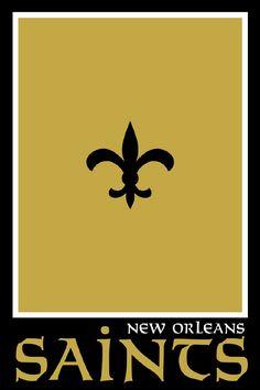 Geaux Saints!