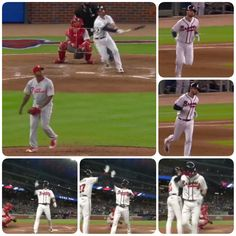April 18, 2018 #DansbySwanson #Braves #homerun