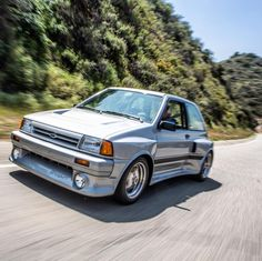 Ford Festiva Shogun Kia Pride, Ford Festiva, Car Ford, Modified Cars, Retro Cars, Old Cars, Custom Cars, Mazda, Dream Cars