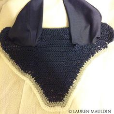 DIY How to Crochet Your Own Fly Bonnet for Horses