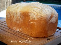 Rose Bakery, Our Daily Bread, Pan Bread, Croissant, Cakes And More, Bread Recipes, Biscuits, Food And Drink, Homemade