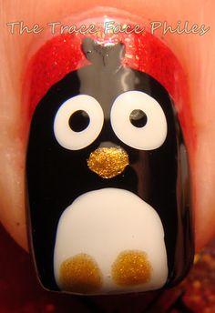 Penguin! traceface 271211