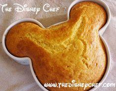 Cornbread recipe from Disneyland using cake mix? Yes please!