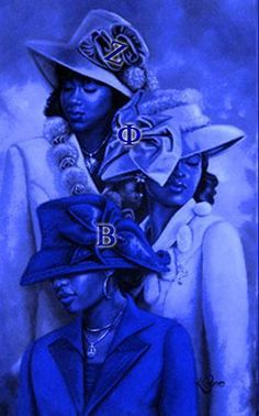 zeta phi beta blue picture