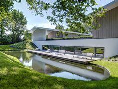 House L in Oosterhout, NL by Grosfeld van der Velde Architecten