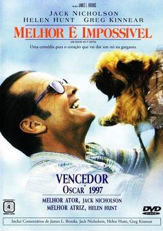 'Melhor é impossível' .: O filme favorito de Bruno Fracchia, ator e dramaturgo http://www.resenhando.com/2015/07/o-filme-favorito-de-bruno-fracchia-ator.html