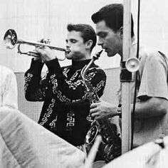 Chet Baker + Art Pepper