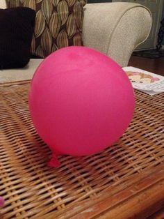 I just love balloons! Balloons are my fav!