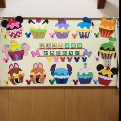 Classroom Birthday, Birthday Wall, 1st Birthday Parties, Birthday Cards, Mickey Mouse Classroom, Disney Classroom, Classroom Decor, Mickey 1st Birthdays, Mickey Mouse Birthday