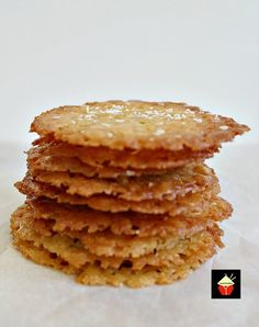 If you like crisp, caramel,coconut and sweet then these little sweet treats are for you! They're absolutely delicious and will store for up to a week if you wish to make ahead. They also make lovely gifts too! Nice easy recipe using re Candy Recipes, Sweet Recipes, Holiday Recipes, Cookie Recipes, Dessert Recipes, Just Desserts, Delicious Desserts, Yummy Food, Sugar Free Cookies