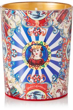 Dolce & Gabbana   Carretto Princess scented candle, 602g