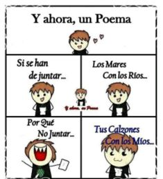 Y ahora un poema! Best Memes, Funny Memes, Funny Questions, Pokemon, Everything And Nothing, How To Know, Inspirational Quotes, Feelings, Comics