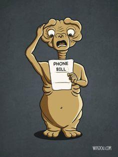 #ET #bolletta #telefono #bill