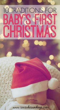 Baby& first Christmas traditions.Baby& first christmas - ideas to make. Baby& first Christmas traditions.Baby& first christmas – ideas to make… – – Baby's First Christmas Gifts, Baby Christmas Photos, Babys 1st Christmas, Christmas Holidays, Baby Christmas Outfits, Baby Christmas Activities, Christmas Ideas For Parents, Family Christmas Pjs, Christmas Gift From Baby