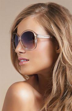 Oversized Michael Kors glasses | Michael Kors Eyewear #MichaelKors #Glasses #Fashion #Style #Eyewear #Eyeglasses #Sunglasses