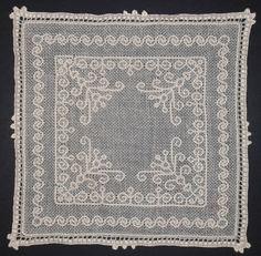 Dilvarosa: centro Caterina De' Medici Learning To Embroider, Drawn Thread, Blackwork, Embroidery Stitches, Needlework, Crochet, Fabric, Armenia, Ideas