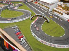 Pit lane burnouts. - Slot Car Illustrated Forum