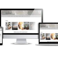 Snygga webbsidor. Design av www.hjalpmedhemsidan.se #hjalpmedhemsidan