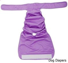 Dog Diapers - huge choice. Must check out...