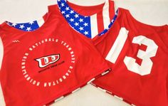 21606caf9 Get American flag pinnies from Lightning Wear®. Made to order custom jerseys  in Maryland USA.