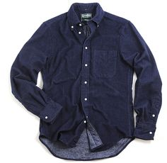gitman vintage flannel shirt