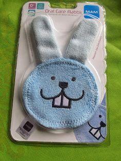 Conny's kleine Wunderwelt: MAM Oral Care Rabbit für Babys