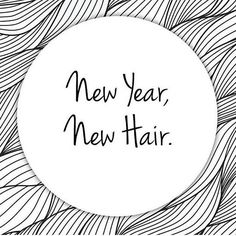 New year New hair. Looking for a new look for the new year I have appointments…