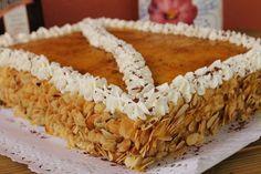 Esta tarta cuando se celebra algo en casa y viene mi madre, la hago siempre porque a ella le encanta, hoy la ocasión la requeria y me pus...