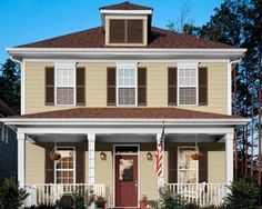best house paint color sceams brown roof oh hi you pretty thing with exterior house colors