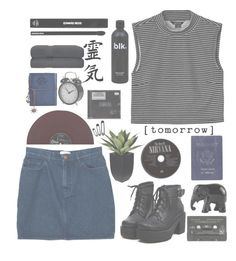 """""""what's the fun in doing what you're told"""" by perfectly-innxcent ❤ liked on Polyvore featuring Monki, The Elephant Family, Passport, Edward Bess, women's clothing, women's fashion, women, female, woman and misses"""
