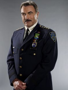 Blue Bloods Tom Selleck has aged well.    Nancy Siler via Susan Brown onto TV Shows and Movies
